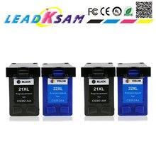 21 22 чернильный картридж для замены совместимый для hp21 21xl 22xl Deskjet F2180 F2200 F2280 F4180 F300 F380 380 D2300