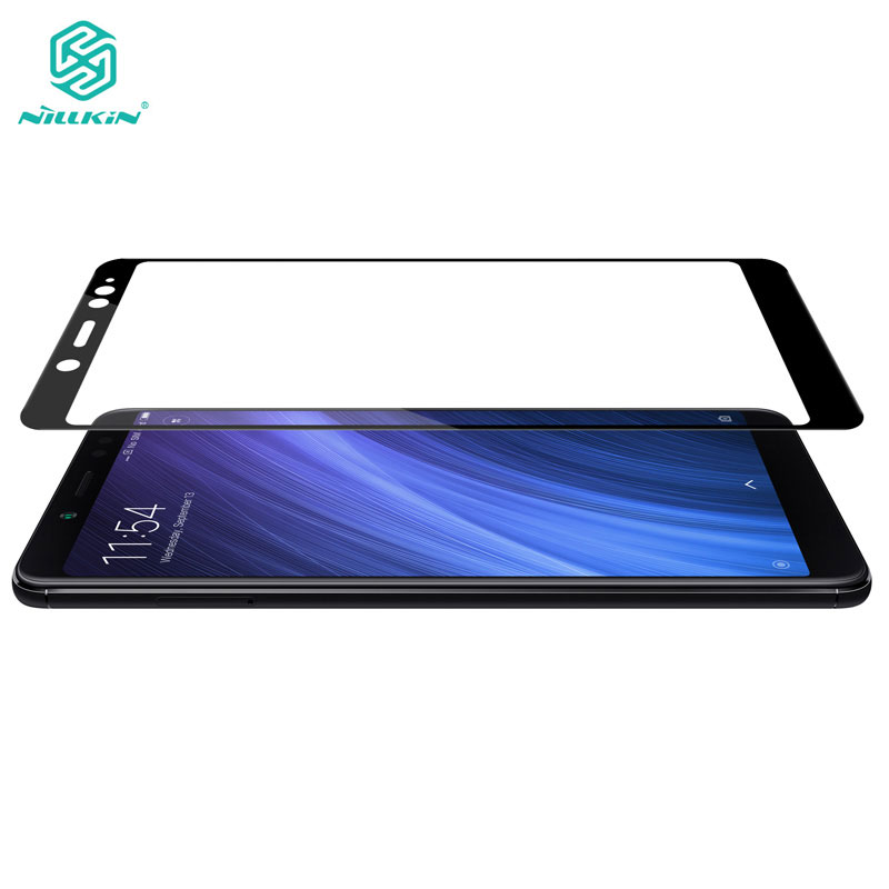 Xiaomi Redmi Note 5 Tempered Glass Nillkin CP+ 2.5D Full Cover Screen Protector For Xiaomi Redmi Note 5 Pro Global Version