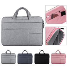 Portable Laptop Sleeve Case Notebook Computer Bag Women Men Handbag For Lenovo H