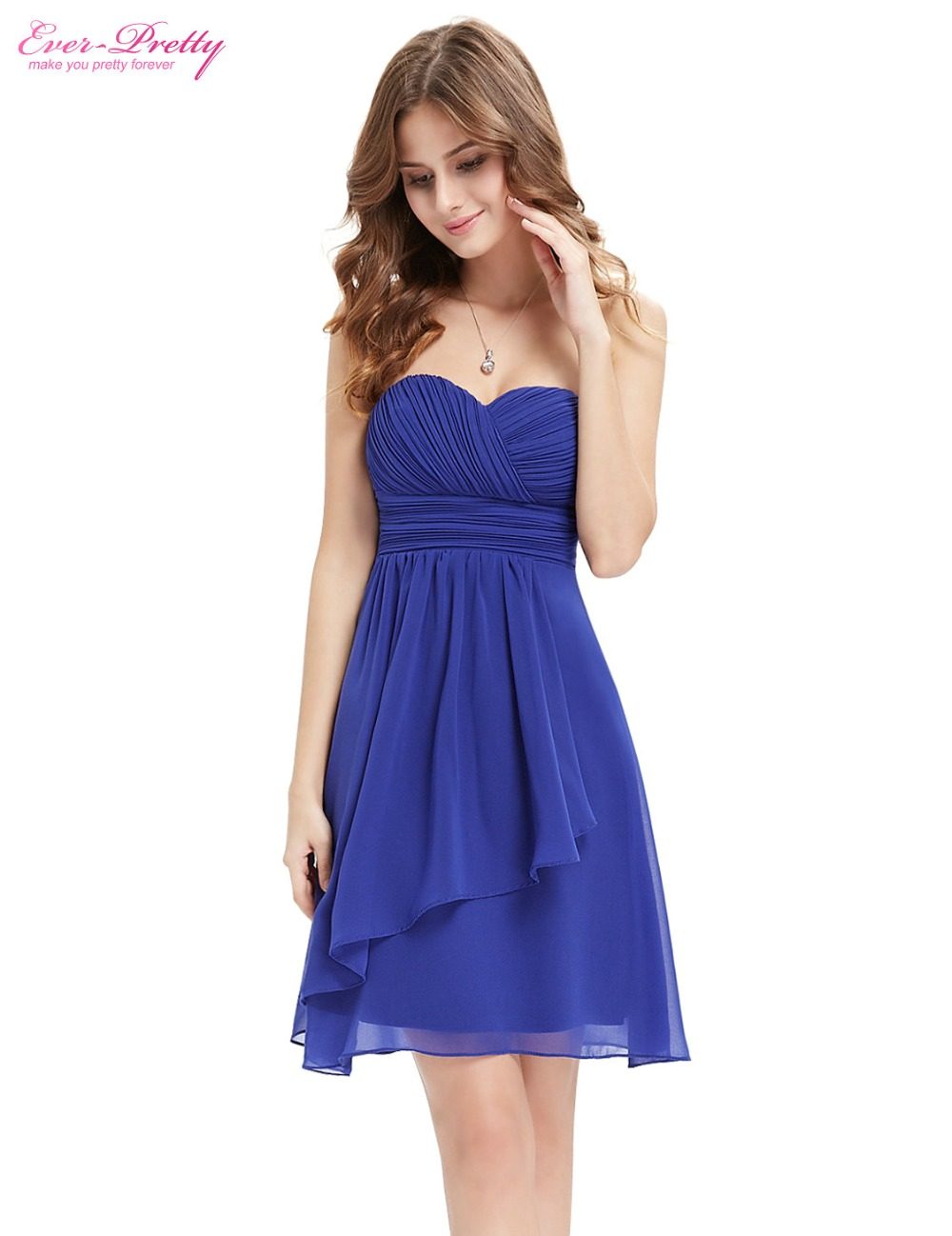 Sweetheart neckline bridesmaid dresses reviews online shopping clearance sale bridesmaid dresses ever pretty he03540sb wedding sweetheart neckline strapless short vestidos women dresses ombrellifo Image collections