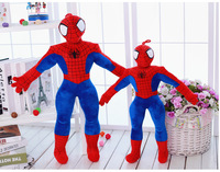 42 50cm 2016 New Arrival The Avengers Super Hero Spiderman Plush Doll Toy Spider Man Stuffed