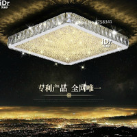 Promotion Sales New Beautiful Ceiling Chandelier Crystal LED Light Dia430 H75mm Bedroom Lamp