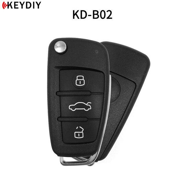 KD900 B Controle Remoto Série KD B02 KEYDIY Programador Chave da Chave Do Carro para KD-X2 URG200 Máquina Para Audi