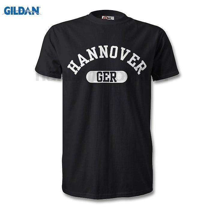 Best buy ) }}GILDAN Hannover Germany City T-Shirt