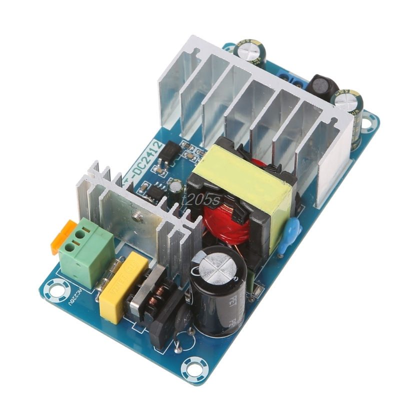 New 6A-8A Unit For 12V 100W Switching Power Supply Board AC-DC Circuit Module T12 Drop ship new 6a 8a unit for 12v 100w switching power supply board ac dc circuit module