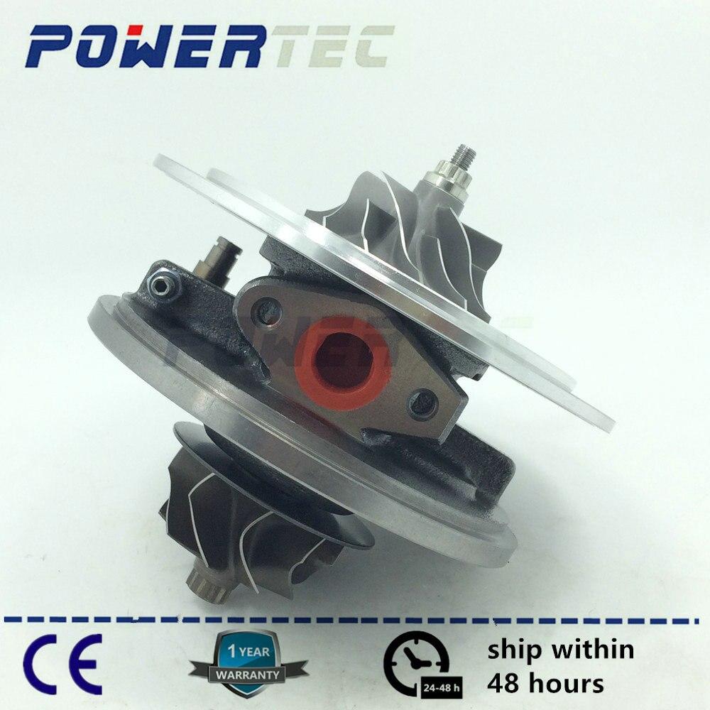 Cartridge turbo CHRA core GT2052V turbine kit For BMW 525 d E39 2.5DTL M57D E39 120KW 2000-2003 710415-0001 710415-0003 710415 turbocharger garrett turbo chra core gt2052v 710415 710415 0003s 7781436 7780199d 93171646 860049 for opel omega b 2 5 dti 110kw