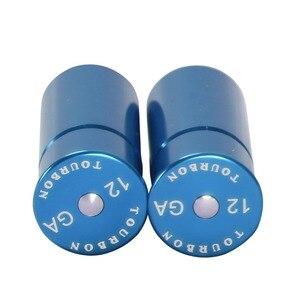 Image 2 - Tourbon 12Gauge Shotgun Snap Caps Tactical Training Rounds 2 Reusable Blue for Shooting Hunting Gun Accessories