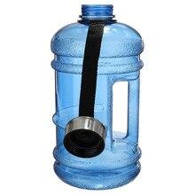 Venta caliente De Plástico Grande de Gran Capacidad de la botella de Agua de La Bicicleta Deporte Al Aire Libre de la Comida Campestre Que Acampa Botella de Agua hervidor de Gimnasio Portátil
