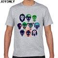 Alegría Sólo 2016 Deadpool Comando Suicida Mujeres Hombres Harley Quinn Joker T Camisas de la camiseta 3D Hombre Summer Movie Superhéroe Camiseta TA63