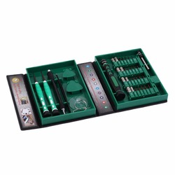 Прочный 38 шт. Отвёртки набор ремонт компьютер Инструменты точность универсальный Шурупы электронный ремонт Инструменты Комплект для телеф...