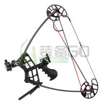 RH/LH Black triangle compound bow 50lbs compound bow most  portable hunting and shooting archery tool