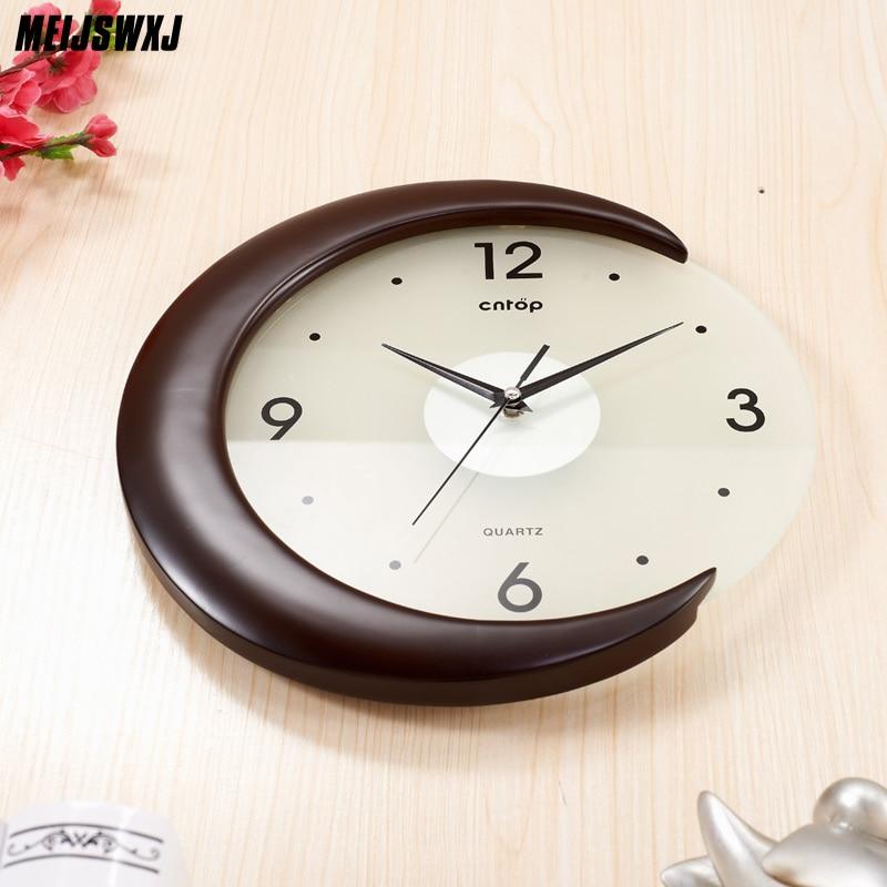 Reloj Meijswxj Reloj Nástěnné hodiny Relogio Parede Horloge Murale Reloj De Pared Relogio Parede Duvar Saat Kreativní módní hodinky