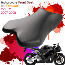цена на For Yamaha YZF1000 YZF-R1 2007 2008 Front Seat Cover Cushion Leather Pillow YZF R1 YZF 1000 07 08 Motorcycle Rider Driver Seat
