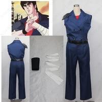 Anime hokuto no ken fist of the north star Kenshiro Cosplay Costume