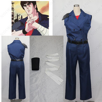 Anime hokuto no ken fist of the north star Kenshiro Cosplay Costume