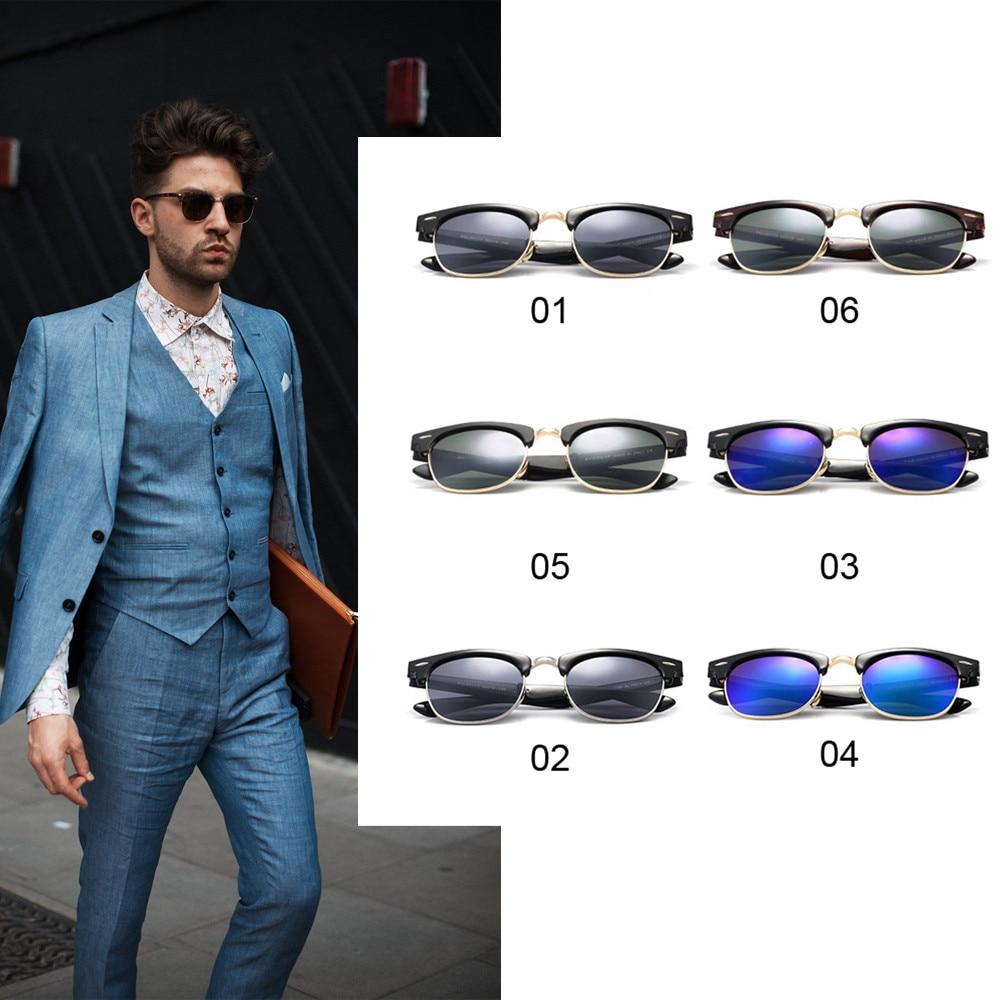9f618b10136 Folded And Retro Sunglasses Glasses Classic Male New Female Mens t1Ywn