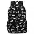 EXO Canvas Backpack School Bags For Men And Women Middle School Students Bookbags Larger Capacity Mochila Escolar Rucksack exo