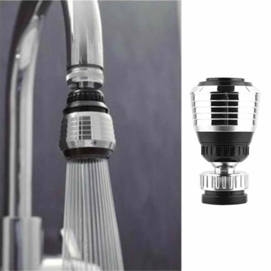 360 girar giratória torneira bico adaptador de água purificador água poupança difusor da cozinha oct #1