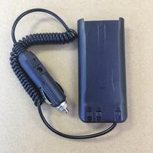 Input DC12V car charger eliminator for KENWOOD two way radio
