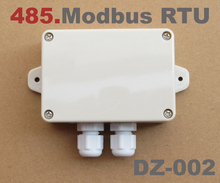 DZ-002 Weighing sensor weighing module Modbus RTU protocol 485 weighing module weighing transmitter wireless iot gateway modbus remote io data acquisition module modbus rtu 2 ain 2 relay output m100