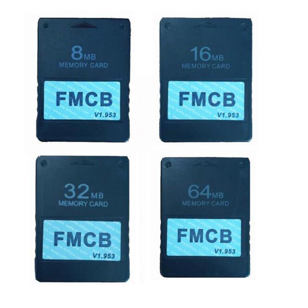 Livre M c Bota F M C B 1.953 para Playstation2 para PS2 8 MB/16 MB/32 MB/64 Cartões Cartão MB de Memória P O L MC Bota