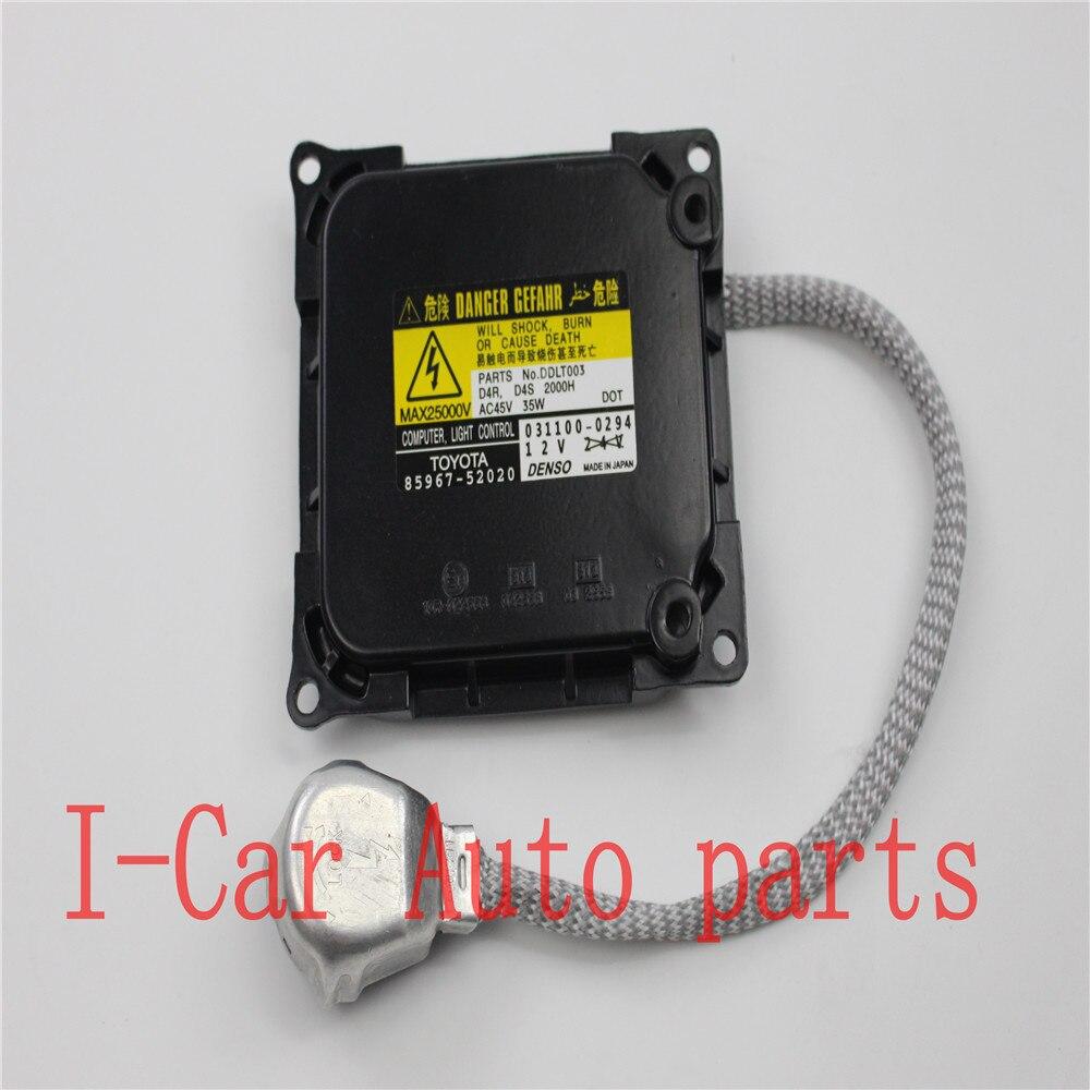 For Toyota Lexus D4S D4R OEM Ballast KDLT003 DDLT003 85967 24010 85967 53040 85967 52020