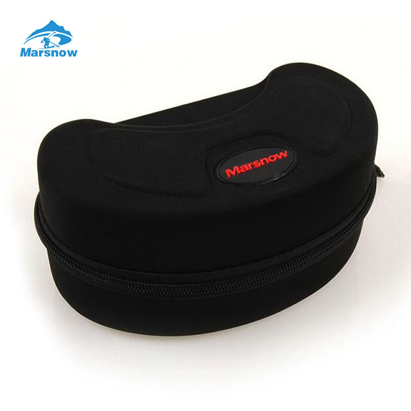 Marsnow Protector Eyewear Bags Box For Outdoor Sports Ski Motorcycle Cycling Bike Snowmobile Goggles Skateboard Glasses Cases