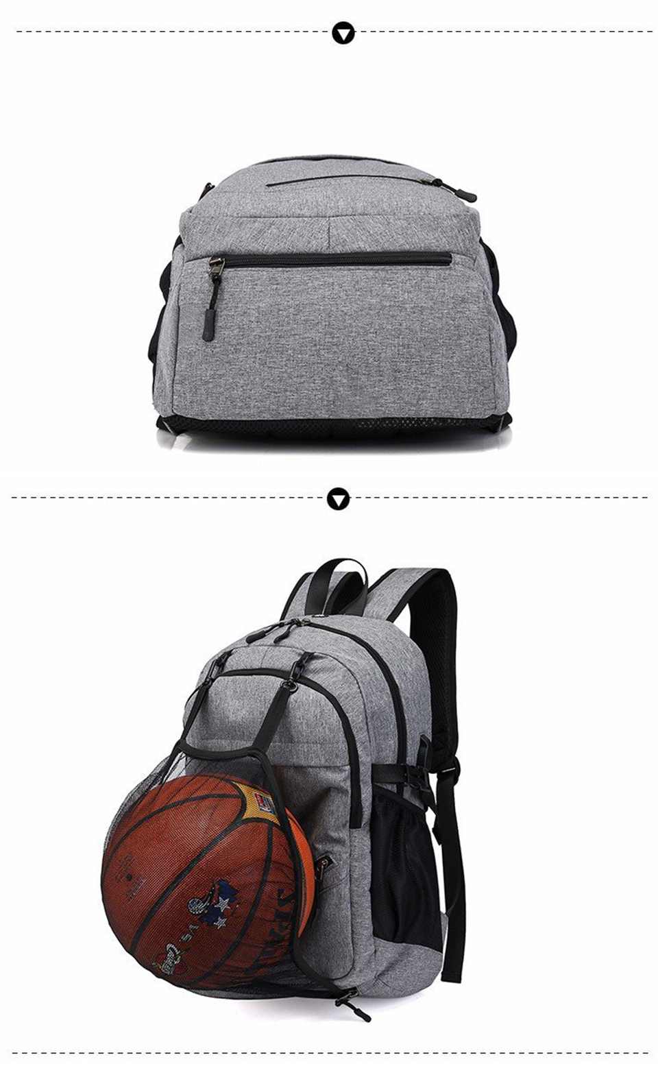 Travel Backpack Student Backpacks Laptop Notebook Back Pack Men Male Waterproof Bagpack USB Charging School Bags For Teenagers (12)