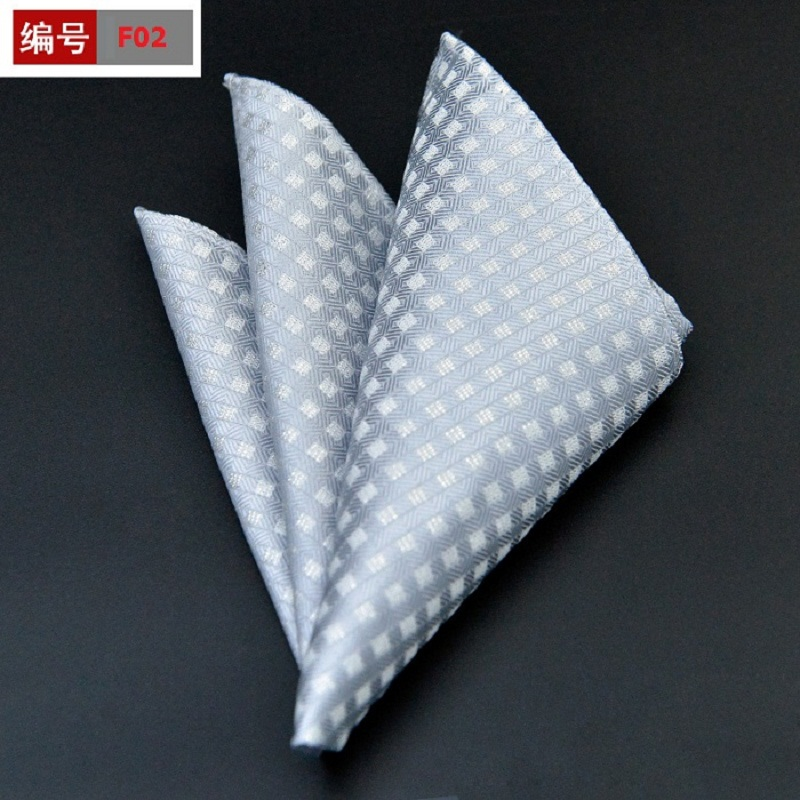 New Design Gentlemen Style Creative Animal Handkerchief For Men Suit Pocket Wedding Square Hanky Chest Towel