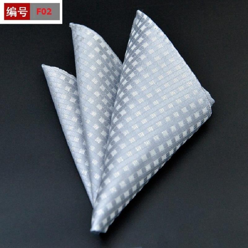 New Design Gentlemen Style Creative Animal Handkerchief For Men Suit Pocket Wedding Square Hanky Chest Towel