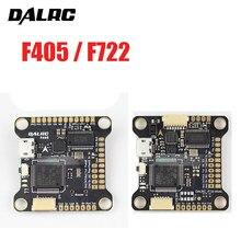 DALRC F405 F4/controlador de vôo com MPU6000 F722 Gyro Suporta 8 K Refresh Rate Operação OSD Embutido Trabalho com 4IN1 ESC