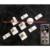 10 jogos/lote sistema de bloqueio magnético magnético Tot Lok completo conjunto criança crianças segurança fechadura magnética ( tecla1 4 de ) / Set