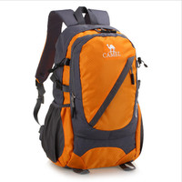 2014 New CAMEL Waterproof 420D Nylon Outdoor Backpack Hiking Bags Camping Sports Wholesale Durable Cycling Bag