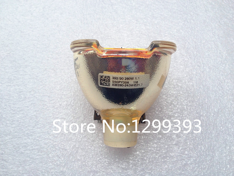 331-1310 725-10263 for DELL S500 S500wi Original Bare Lamp Free shipping p vip 240 0 8 e20 9n 725 10325 331 6242 469 2140 fkrpw original projector bare lamp for dell 1420x