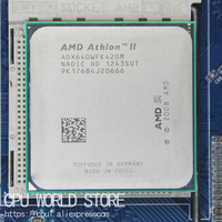 AMD Athlon II X4 640 CPU Processor Quad CORE 3.0Ghz/ L2 2M /95W / 2000GHz Socket am3 am2+ 938 pin