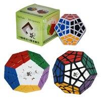 Dayan Megaminx Dodecahedron di Alta Qualità Ultra-Smooth Magic Cube Velocità Puzzle Game cube giocattoli di apprendimento e di educazione cubo magico