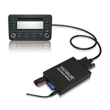 Yatour CD Changer USB / SD / AUX 3.5MM Audio Cable Digital Music SD MP3 Player For 2009+ Mazda 3 5 6 CX-5 CX-7 RX-8
