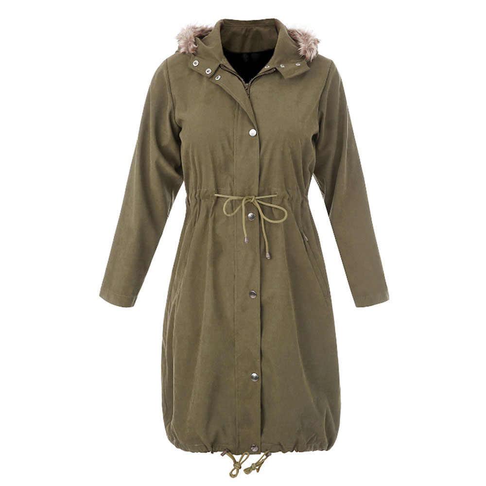 Модная одежда для беременных; зимние куртки; куртка-кенгуру; тонкая Меховая куртка для мам; Лоскутная Женская верхняя одежда; Одежда для беременных