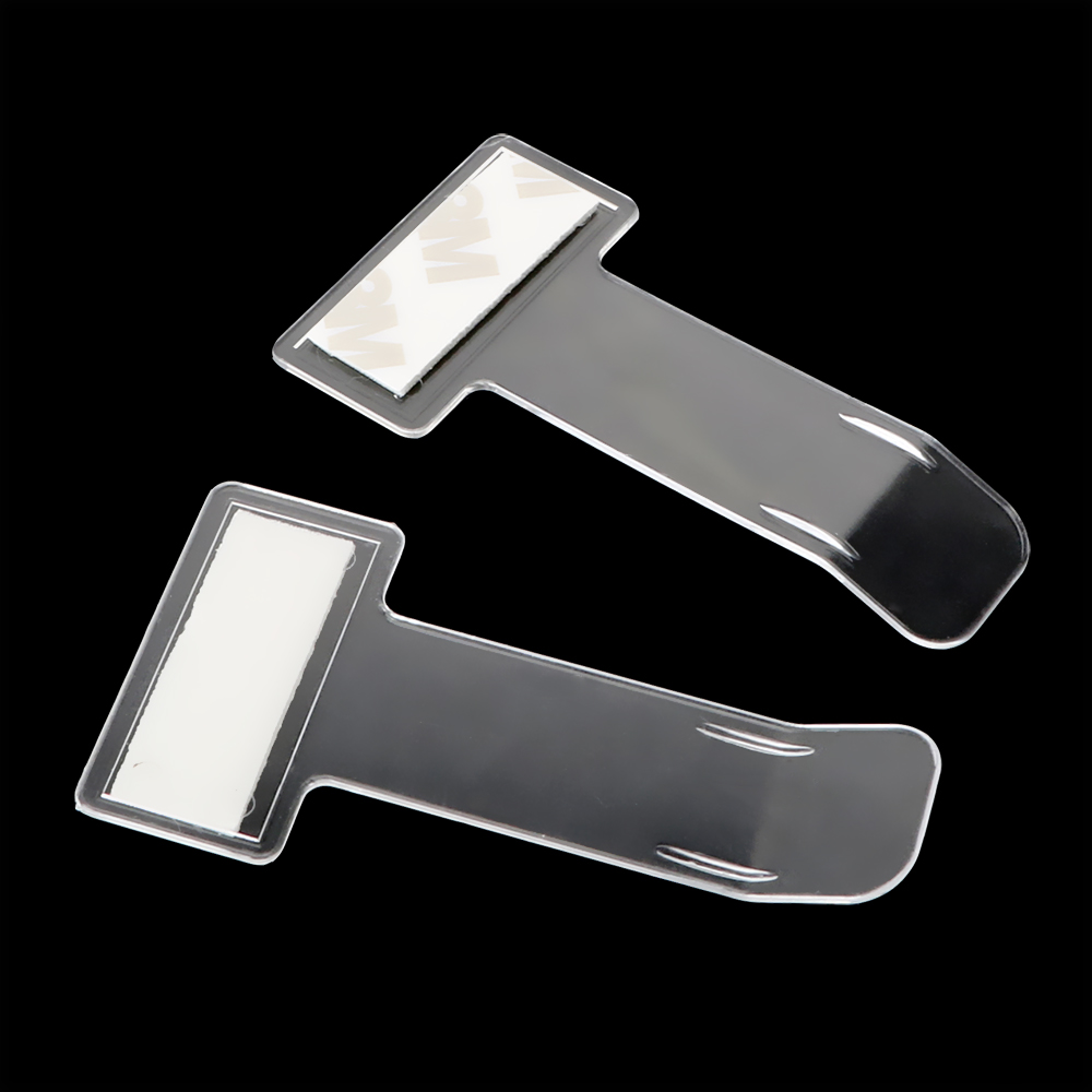 Free Shipping Car Windscreen Parking Ticket Clips