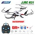 Jjrc h31 impermeable wifi rc drone con cámara o modo de helicóptero uav rc quadcopter sin cámara cabeza kid toys