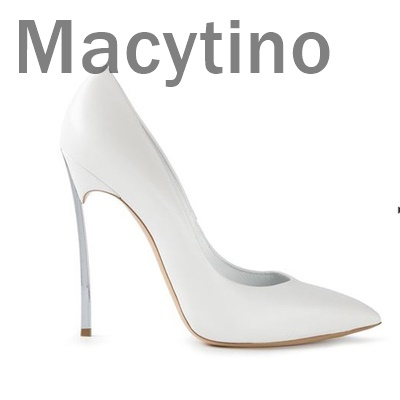 Macytino Brand Wedding Shoes Woman High Heels Bridal Shoes White Sexy Women Shoes High Heels Designer Women Pumps Stiletto aiweiyi brand women pumps leopard print shoes woman high heels stiletto heels shoes women patent leather sexy designer shoes