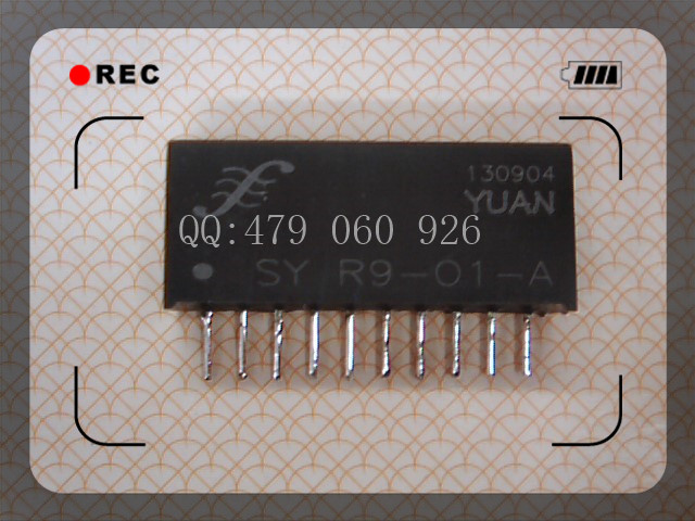 [ZOB] Isolation Amplifier R9-O1-A SY Electronic Scale Angular Displacement Signal To Two Wire 4-20mA  --3PCS/LOT