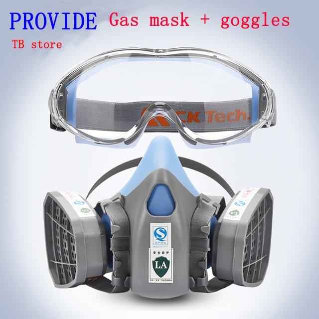 fornecer proteção máscara Óculos de proteção de marca de alta