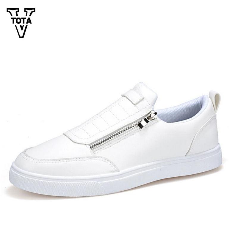 Fashion Spring Autumn Shoes Men Causal Shoes Flats Walking Lace-Up Men Shoes Outdoor Sports shoes For Men Zapatos Hombre Q49