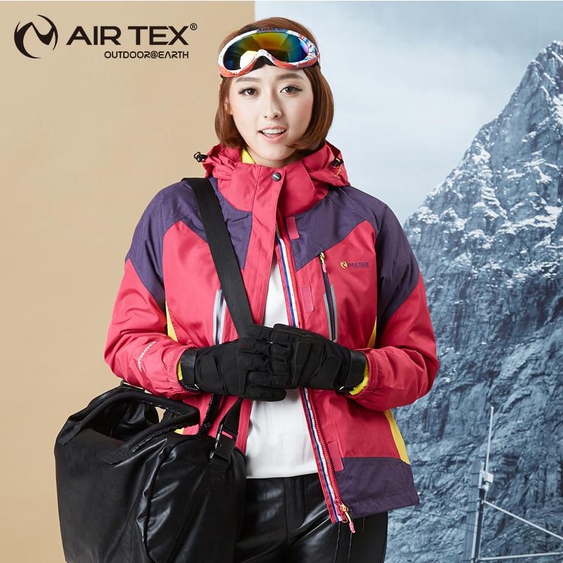 PARGO Women's Winter 2 pieces Softshell Fleece Jackets Outdoor Sports Waterproof Thermal Hiking Skiing Female Cozy Coats W6096 стоимость