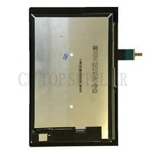 "10.1 ""pulgadas lcd con El tacto Para Lenovo Tab 3 YT3-X50F YOGA YT3-X50 10.1 LCD Display + Touch Pantalla Digitalizador Lente de Cristal asamblea"
