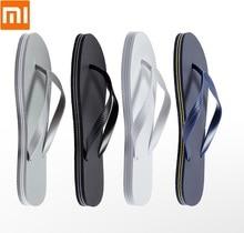 Xiaomi UREVO ผู้ชายผู้หญิงแฟชั่น flip flops สบายลื่นคู่รองเท้าแตะฤดูร้อนชายหาด cool flip flop รองเท้า