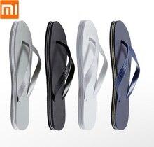 Xiaomi chinelo de urevo para homens e mulheres, sapato de moda confortável antiderrapante para casal de verão, natação e praia