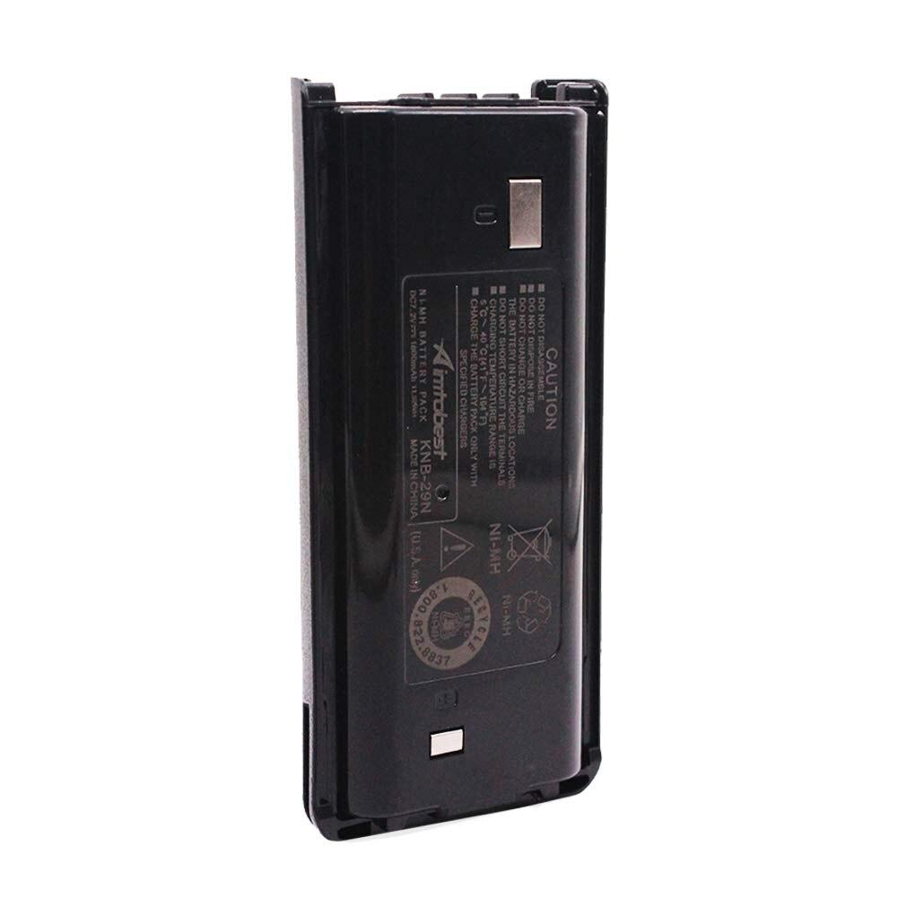 KNB-53N 1600mAh Battery For Vector BP-44 Kenwood Radios TK-2407 TK-3407 TK-2406 TK-3406 TK-3317 NX-240 NX-340 TK-D340 TK-D240