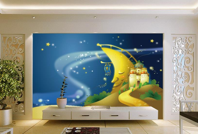 Online get cheap kids mural wallpaper for Cheap mural wallpaper